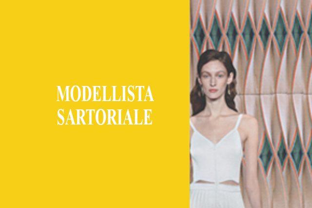 Modellista Sartoriale