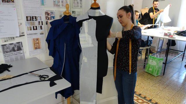 modellista sartoriale scuola di moda pescara