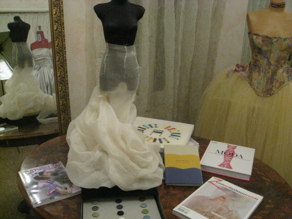 Designer di moda scuola di moda pescara for Scuola di moda pescara