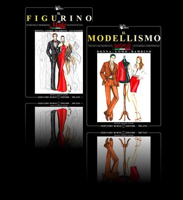 buy online c1daf 476d6 Scuola di moda Pescara - metodo ISTITUTO di MODA BURGO